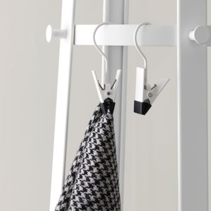 IKEA Enudden Hanger With Clip 3 Sets of 2 Hooks